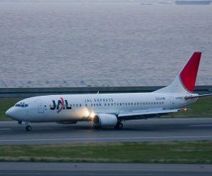 日本航空さん