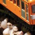 小学生の頃よく遊んだ鉄道模型のHOゲージ